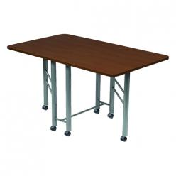 Стол складной-книжка, прямоугольный Венеция-003 К (МегаЭлатон)