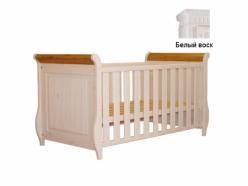 Детская мебель Хельсинки Бейби (кровать) (ММЦ)