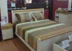 Кровать Мальта М-160 без  ящика (ММЦ)
