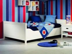 Сиело Кровать 77322 с настилом в детскую комнату (ММЦ)