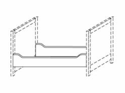 Сиело Царги кровати 77302 (ММЦ)