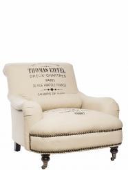 Большое кресло Tomas-Eiffiel (Mobilier de Maison)