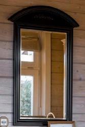 Прованс Зеркало  (черное состаренное) (Mobilier de Maison)