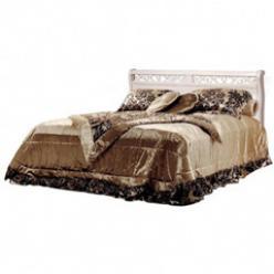 Оскар Кровать с низким изножьем (1800). ММ-216-02/18Б2 (Молодечномебель)
