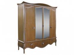 """Шкаф для одежды """"Трио"""" ММ-277-01/04 (Молодечномебель)"""