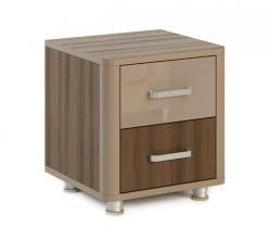 «Оливия» 4 Тумба прикроватная (МСТ Мебель)