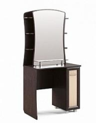 «Карина Люкс» Модуль 17 Стол туалетный + Модуль 18 (МСТ Мебель)