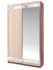 Шкаф-купе «Диана» мод.11 (МСТ Мебель)