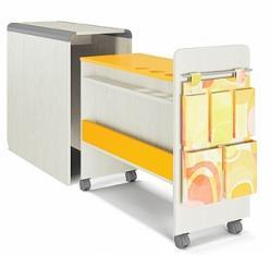 «Умка» Модуль 4 Столик для творчества (МСТ Мебель)