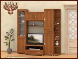 Гостиная Лира 1 (НИК Мебель)