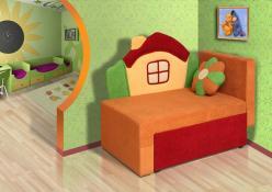 Диван Соната М11-1 (Олимп-мебель)