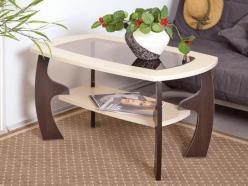 Журнальный стол Majesta-3 (Олимп-мебель)