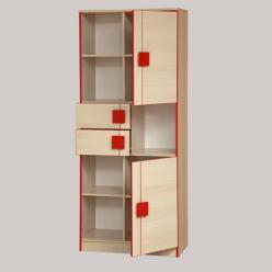Шкаф комбинированный Севилья-22 (Олимп-мебель)