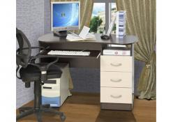 Стол письменный Олимп (Олимп-мебель)