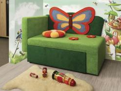 Тахта Соната М 11-7 Бабочка (Олимп-мебель)