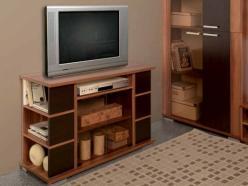 Тумба под телевизор Виста - 15 (Олимп-мебель)
