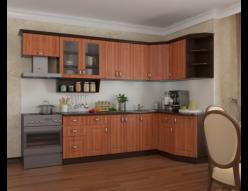 Угловая кухня Классика 2 (РОСТ)