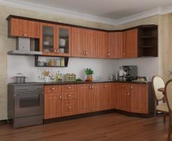 Угловая кухня Классика 3 (РОСТ)