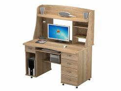 Компьютерный стол КС 20-08 (ВасКо)