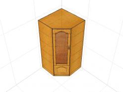 Вилия-М Шкаф 10 ГР-01 (Вилейская мебельная фабрика)