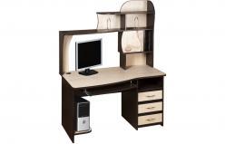 Компьютерный стол Орион-3.10 (Витра)