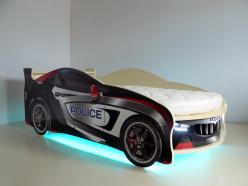 """Кровать """"Полиция"""" с подсветкой (ВиВера мебель)"""
