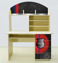 Стол письменный Полиция (ВиВера мебель)