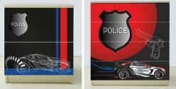 Комод Полиция (ВиВера мебель)