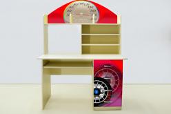 Стол Спорт Кар красный (ВиВера мебель)