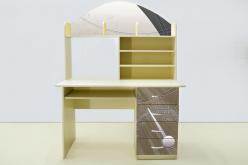 Стол письменный Джип (ВиВера мебель)