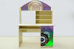Стол Спорт кар Сиреневый (ВиВера мебель)