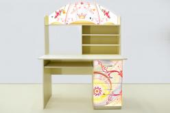 Письменный стол Золушка (ВиВера мебель)