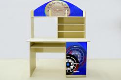 Стол Спорт Кар синий (ВиВера мебель)