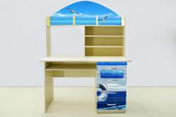 Стол письменный Катер (ВиВера мебель)