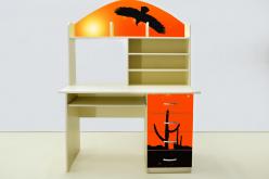 Стол Мустанг Черный (ВиВера мебель)