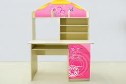 Стол письменный Принцесса (ВиВера мебель)