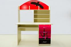 Стол Мустанг Красный (ВиВера мебель)