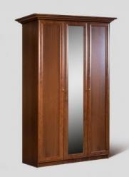 """Европа-3 (Матильда)"" Шкаф 3-х дверный с зеркалом 031/127 (Ярцево)"