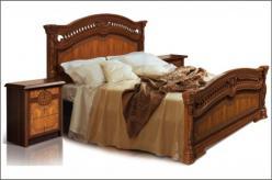 Карина -2 Кровать 2-х спальная с подъемным механизмом (Ярцево)