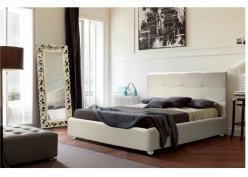 Кровать Арго (белая) (Ярцево)