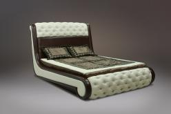 """Кровать  """"Благо-1"""" арт. 28483 (Мебель Благо)"""