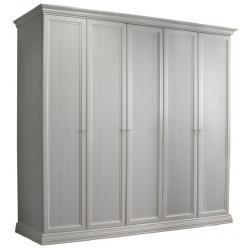 Шкаф 5-х ств. без зеркал Амели (Ярцево)