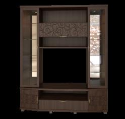 «Ирис» 03 Шкаф-стеллаж многоцелевой (Арника)