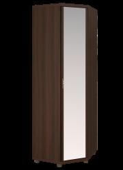 «Ирис» 27 Шкаф угловой с зеркалом (Арника)