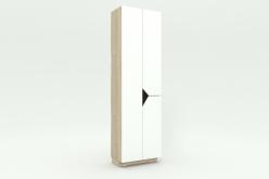 Шкаф платяной Аванти 704 (ВасКо)