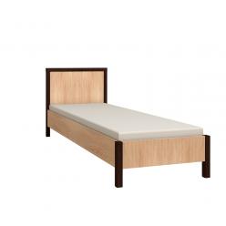 Bauhaus 5 Кровать 900*2000 без основания (Глазов-мебель)