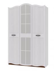 «Bella» Шкаф для одежды 3-х дверный (Интеди)