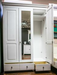 Шкаф Боцен 3 двери ( полка и штанга) Д7183-1 (Диприз)