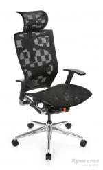 Кресло компьютерное 811 черное (Бюрократ) (Бюрократ)