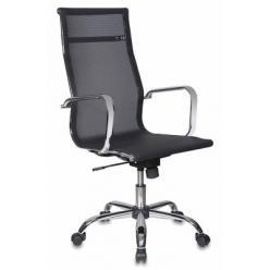 Кресло компьютерное CH-993CH-993/M01 черное (Бюрократ) (Бюрократ)
